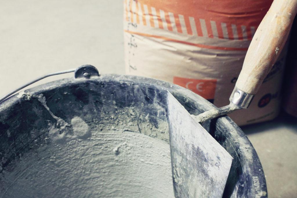 Hoe voorkom of repareer je betonrot